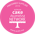 Australian Cake Decorating Nework Supplier