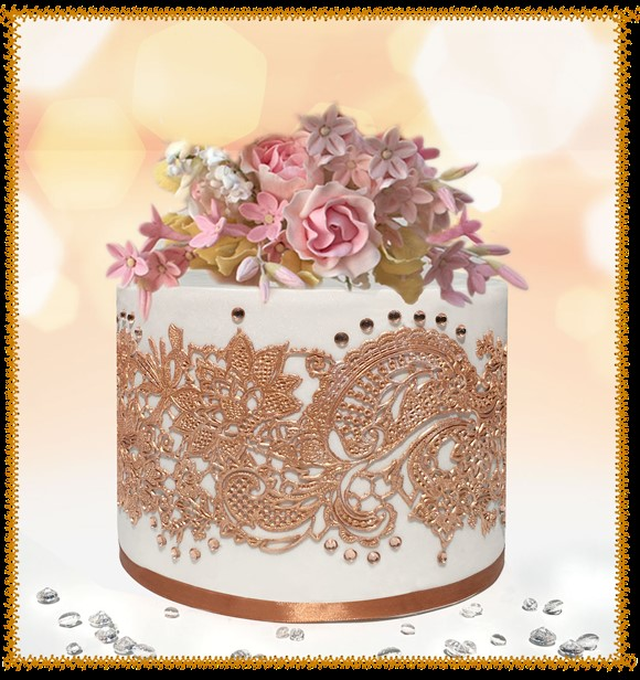 Lady Lovelace Cake