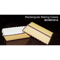 Mini Baking Case Rectangular (100)