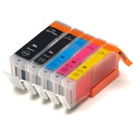 650 Edible Ink Cartridge Pack Canon (5)