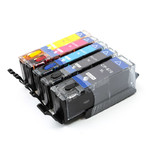 675 Edible Ink Cartridge Pack Canon (5)
