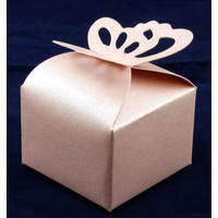 Favour Box  Butterfly Pink (10)