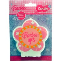 Candle - Barbie FLAT (Ea)