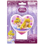 Candle - Disney Princess FLAT (Ea)
