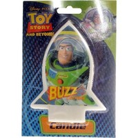 Candle - Toy Story - Buzz Flat (Ea)