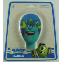 Candle - Monsters Inc. Uni (ea)