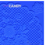 Crystal Candy The Doily Art Collection Lace Mat  Bouquet