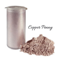 Crystal Candy Pearlescent Lustre  Copper Penny