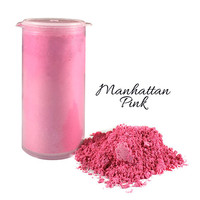 Crystal Candy Pearlescent Lustre Manhatten Pink