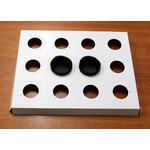 12 Hole Mini Cupcake Insert with Fingers for CCBOX6 (10)