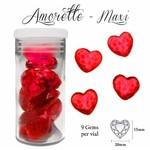 Crystal Candy Gems Amorette Maxi Red