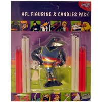 Cake Kit  Adelaide Crows (Ea)