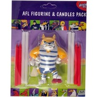 Cake Kit  Geelong Cats (Ea)