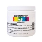 Piping Gel (Jelly) Clear Chefmaster 454g (16oz)
