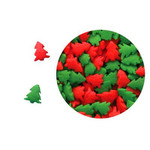 CK Shapes Red & Green Trees 2.27kg Box