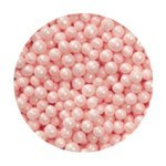 Cachous 8mm Pearl Pink 8mm 50g