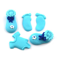 Baby Assortment Large Blue (224 pcs)