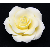 Rose Large 50mm  Lemon Hangsell (ea)