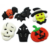 Halloween Assortment Small 25mm (Box180pc)