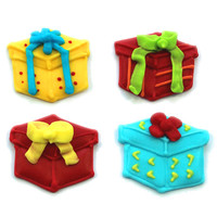 Presents Assorted Colours 25mm (Box 180)