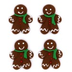 Gingerbread Man Festive 25mm (180)