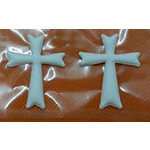 White Cross Maltese 33mm (120)