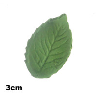Leaves  Small Green 30mm 150 (Box)