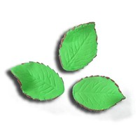 Leaves Medium Green 40mm (Box 120)