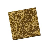 Choc Transfer Sheet  Paisley (Ea)