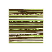 Choc Transfer Sheet  Lime Brush Stks (Ea)