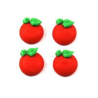 Mini Fruits ORANGE 1.5cm (Box 240)