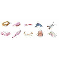 FMM Cutter Ladies Accessories Set