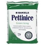 Icing  Bakels Pettinice Green 750g