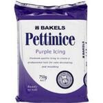 Icing  Bakels Pettinice Purple 750g