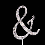 Bling Diamante 7cm Letter &