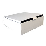 Cake Box HDFluted 10x10x5""