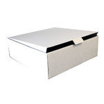 Cake Box HD Fluted 20x20x6""