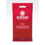 Renshaw Extra - Red Icing 250g