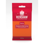 Renshaw Extra - Orange Icing 250g