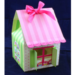 Single Cupcake Box  Cottage (10)