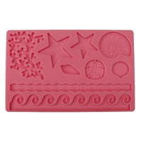 Silicone Mould Sea Life