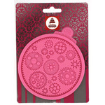 Silicone Mat -Steampunk Cogs Wheels