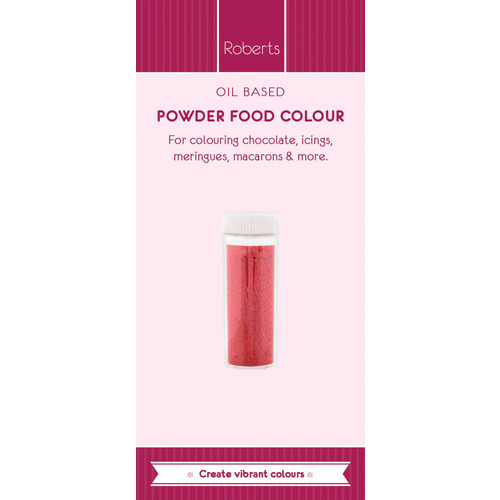 Powder Dye  Red 1g