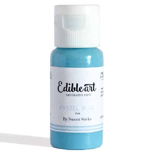 Edible Art  Sweet Sticks Pastel Blue 15ml