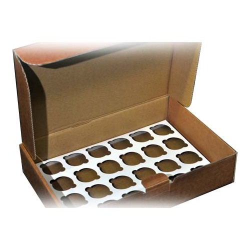 SFD Budget Cupcake Transporter with 24 Hole insert (Ea)