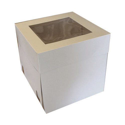 Wedding Cake Box White 16x16x12 (40)