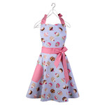 Vivian Purple Apron - I Love Aprons