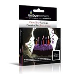 Coloured Flame Candles - BOYS (12)