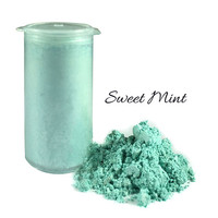 Crystal Candy Pearlescent Lustre Sweet Mint