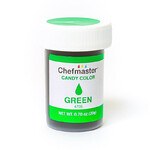 Chefmaster Oil Based Candy Colour GREEN 20g